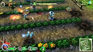 Bunch of Heroes: Gameplay Part 1