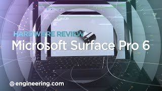 Microsoft Surface Pro 6: Light, Portable, Productive