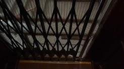 Beautiful Old 1928 KONE (mb KONE M 2001) Tr. Elevator @ Fredrikinkatu 58B, Kamppi, Helsinki, Finland