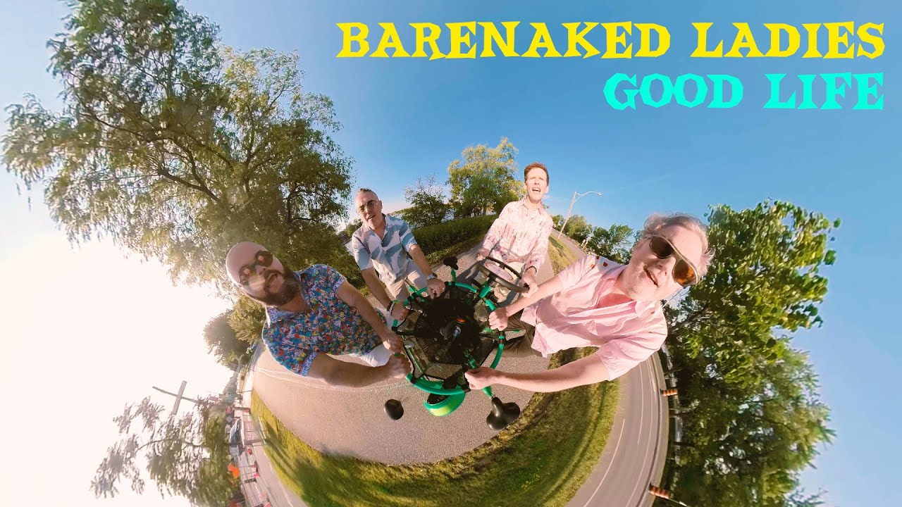 Barenaked Ladies - Lookin Up (Official Music Video