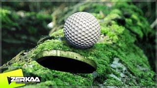 golf in the forest tower unite minigolf