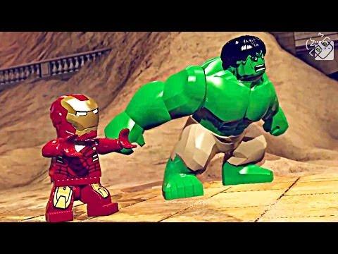 Читы LEGO Marvel Super Heroes Сохранение SaveGame