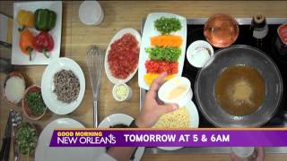How To Cook Texas Caviar And Steak Ribeye