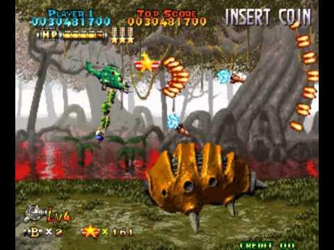 Prehistoric Isle 2 (Neo Geo)