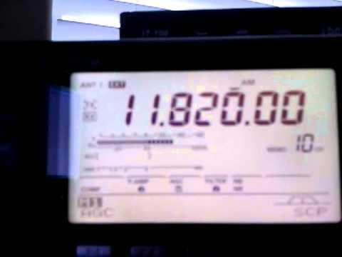 Radio Riyadh (Saudi Arabia) 2230 UTC