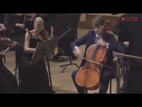 P. I. Tchaikovsky: Variations on a Rococo Theme op. 33 - Marcel Johannes Kits