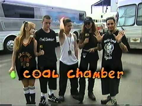 Coal Chamber  Headbangers Ball Special 0zzfest 97 06231997