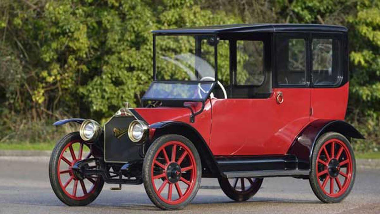 Celebrates 100 Year Old Of Mitsubishi Model A