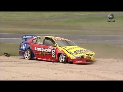 ATCC/V8 Supercar Crashes from 1990's and early 2000's