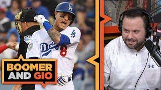 Manny Machado WON'T take White Sox deal | Boomer & Gio