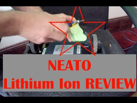 Worth Upgrade?? NEATO Lithium Ion Batteries (Watch if you own a Neato!)