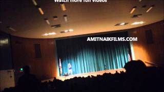 Dada Kondke Sachin Tendulkar Shahrukh Mimicry - Standup Comedy by Amit Naik