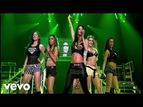 The Pussycat Dolls - Wait A Minute (Live)