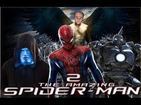 картинки новый человек паук 2 высокое напряжение