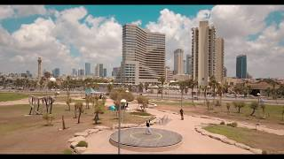 Embracing the Summer in Tel Aviv