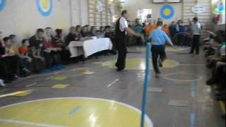 Соревнования среди детей-инвалидов