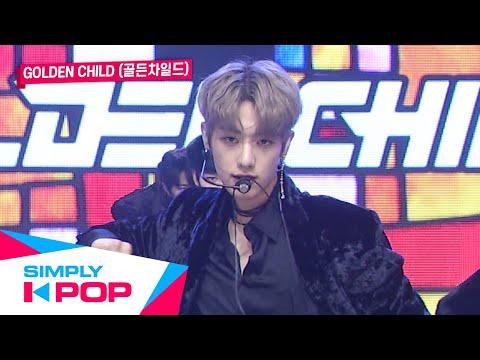 Simply K-Pop Golden Child골든차일드  WANNABE  Ep391  120619