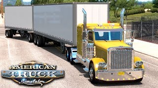 Jazda pod prąd! - American Truck Simulator | (#42)