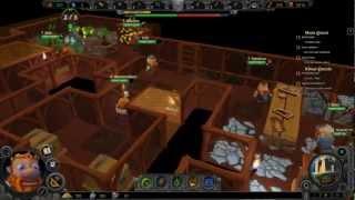 Давным-давно в A Game Of Dwarves 1 серия с Бр. Ву