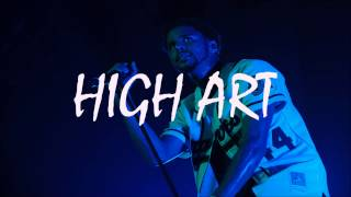 J. Cole x Drake - High Art (Prod. By Wonderlust)
