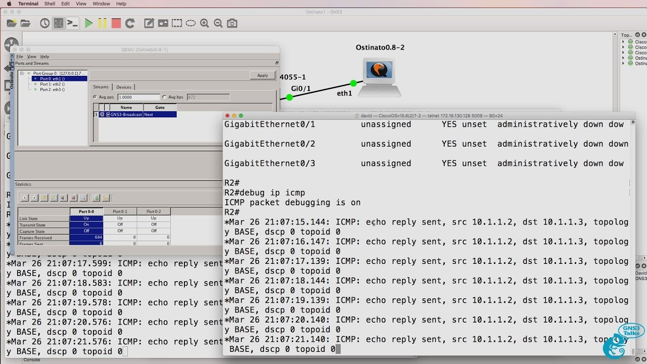 Computer Network Administrator: Free Network Traffic Generator
