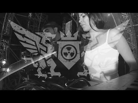 WASTED MIND vs MISS K8 - Ground Zero Festival 2014