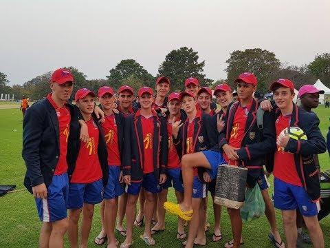Zimbabwe Cricket tour August 2017