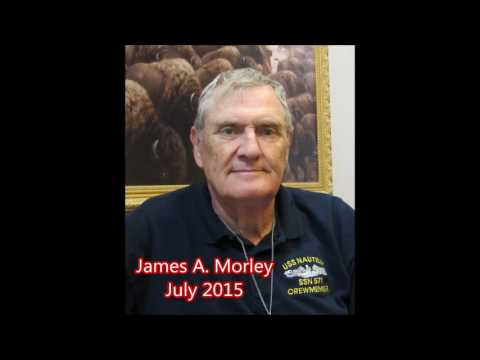 Northwest Ohio Veterans' Oral History Project - James A. Morley (United States Navy)