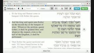 Online Purim Megillah Reading 2015/5775