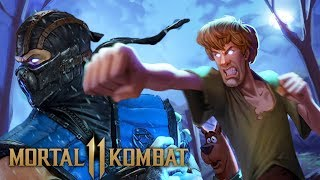 The Ultra Instinct Shaggy Official Anthem - Mortal Kombat 11