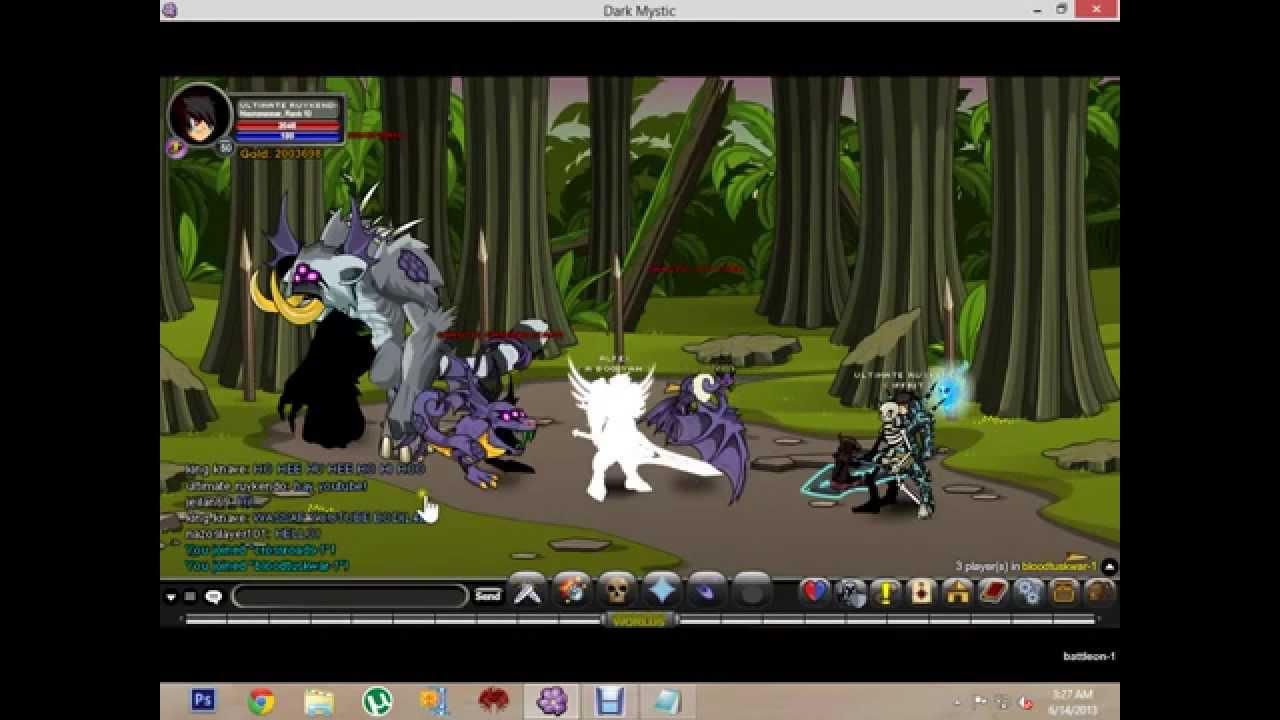 Dark mystic aqw bot