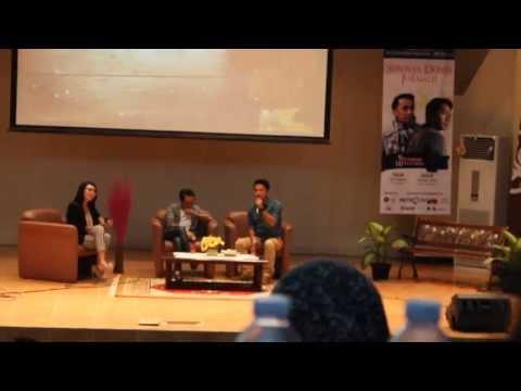 Ihsan Tarore - Bawalah Aku Kembali (OST 9 Summers 10 Autumns) at 3rd JUST IPB