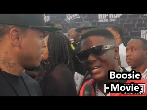 Lil Boosie talks new Movie at 2014 BET Awards and appearance in That Dude!!!