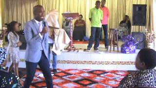 Evangelist Mvuselelo Magwaza - The Spirit of God is hovering over your situation
