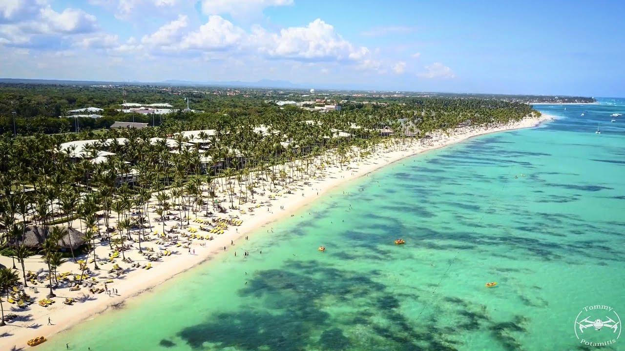 DJI Mavic Pro 4K Drone | Punta Cana 2017