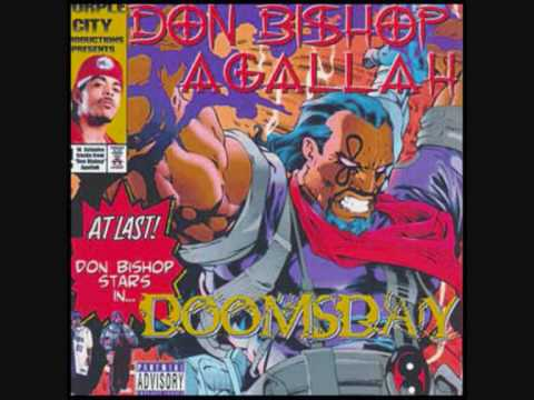 Agallah The Don Bishop - Gangster (Doomsday)