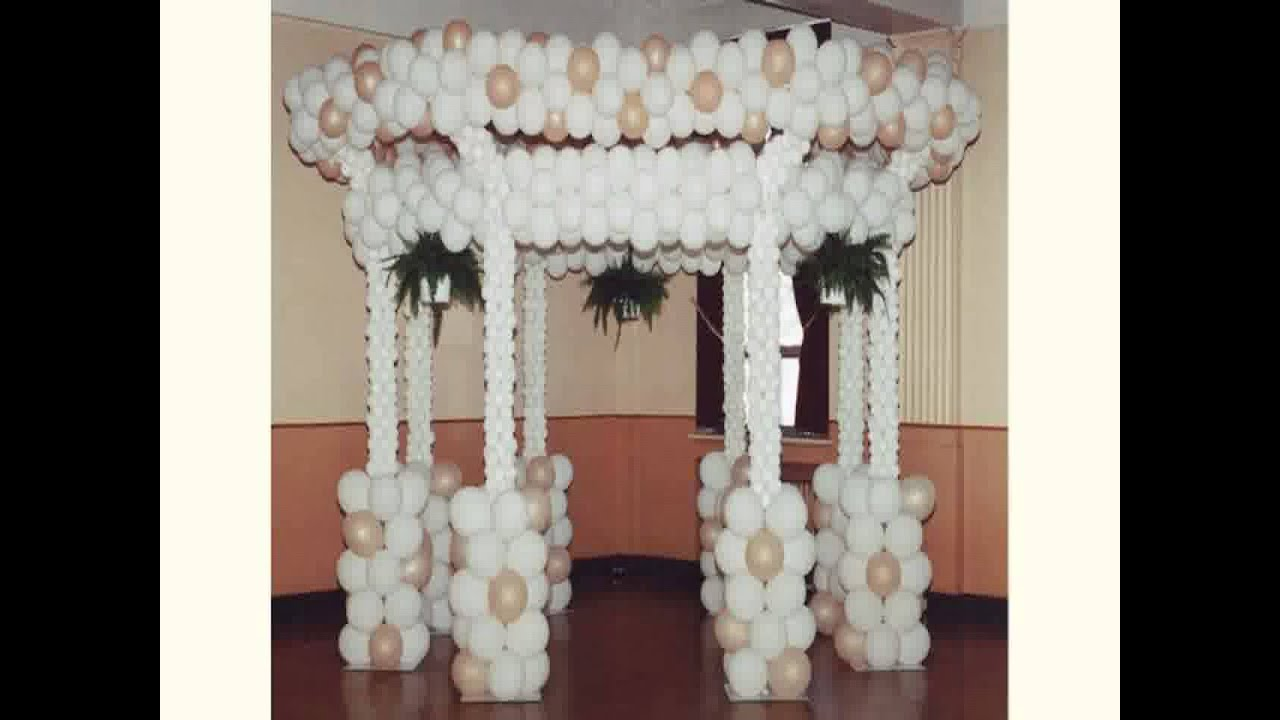 Best wedding reception decoration rentals youtube junglespirit Images