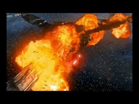 Imperium Galactica 2- Solarian Federation Intro and Ending (deutsch / german)  