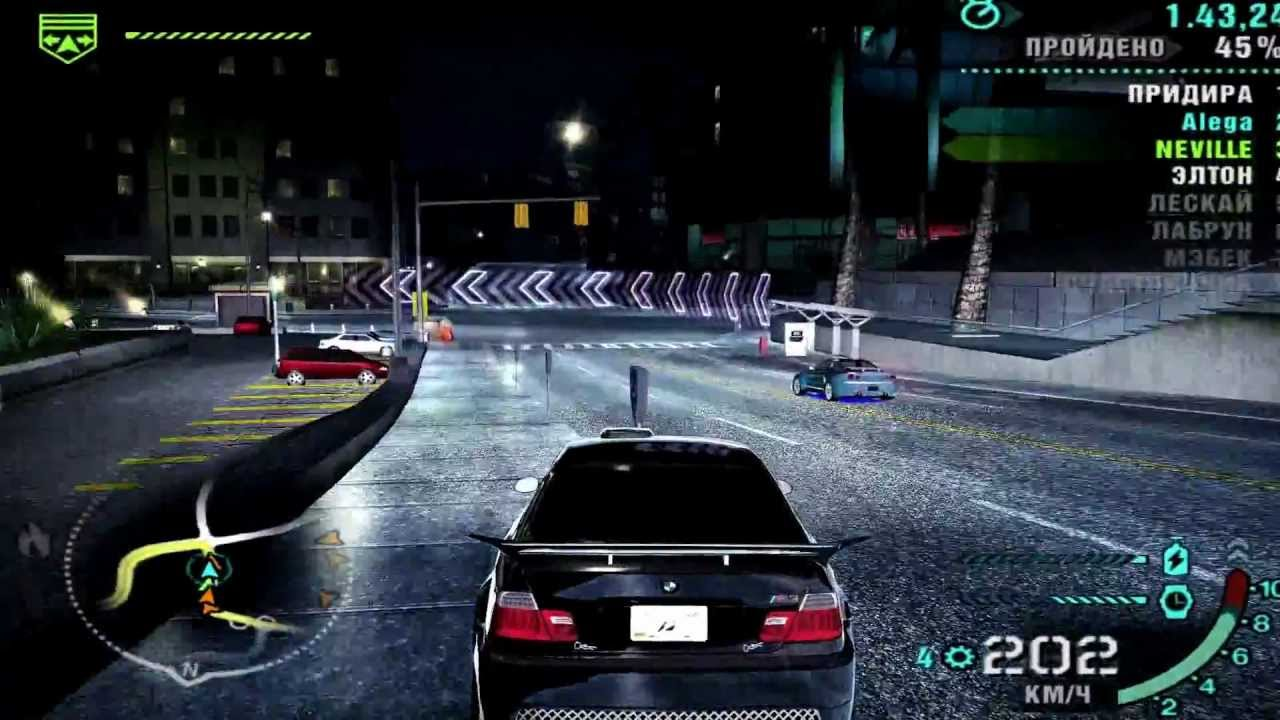 Hd Video Need For Speed Carbon Graphic Mod Hd Youtube