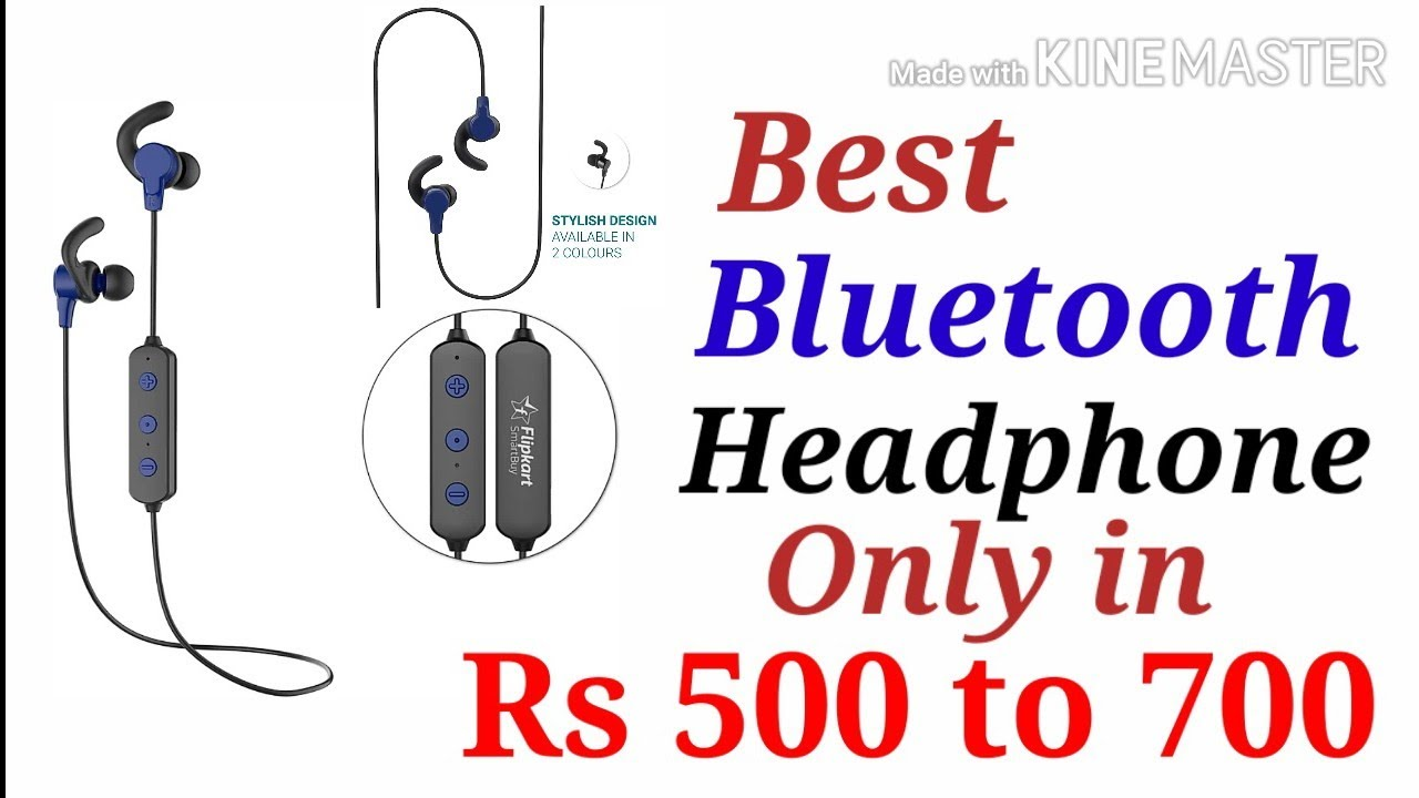 Review Of Best Bluetooth Headphones Under 500 To 700 Flipkart Smartbuy Onb18aa008 Bluetooth Headset Youtube