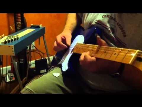 Welch Guitars Twang Slinger. David Allen pickups.