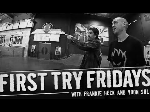 Frankie Heck - First Try Friday