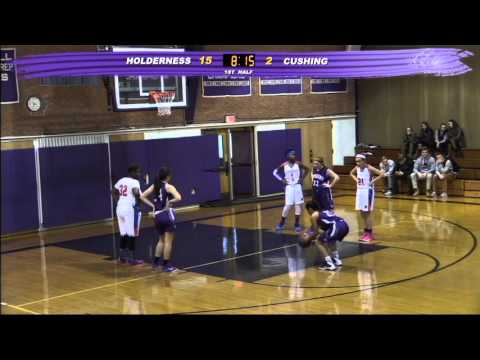 Cushing Academy - Varsity Girls Basketball vs. Holderness School