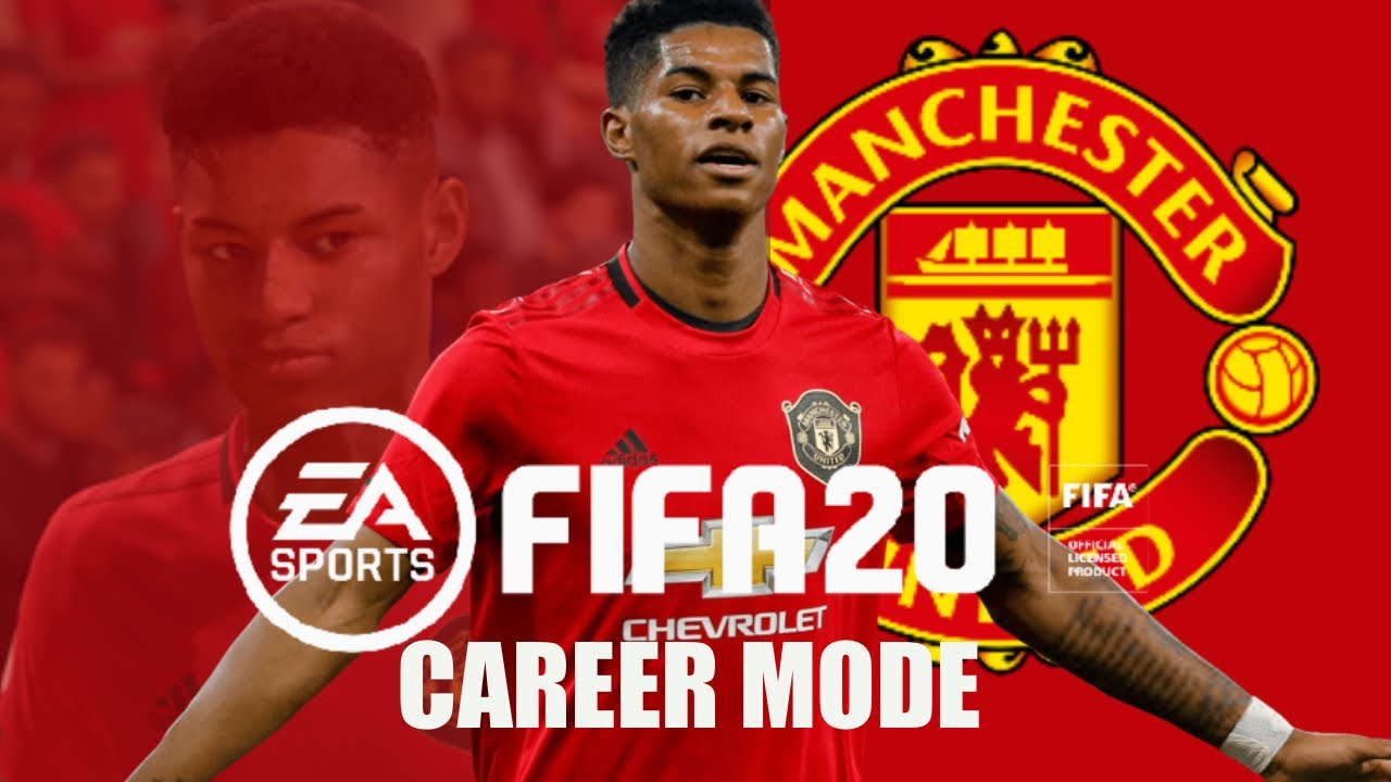 Carabao Cup (FINAL)   Manchester United FIFA 20 Career Mode - YouTube