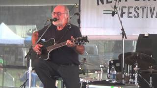 Robert Hunter - Silvio @ Newport Folk Festival 7/25/2014
