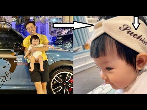 Hết mua xe , Cường Đô la ,,Rồi lại mua thứ hàng hiệu này cho con gái Suchin