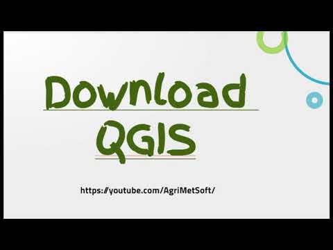 Download QGIS