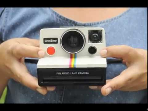 Polaroid SX-70 One Step - One Minute Manual