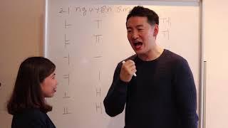 Tiếng Hàn Quốc dành cho người Việt mới bắt đầu học 1. nguyên âm