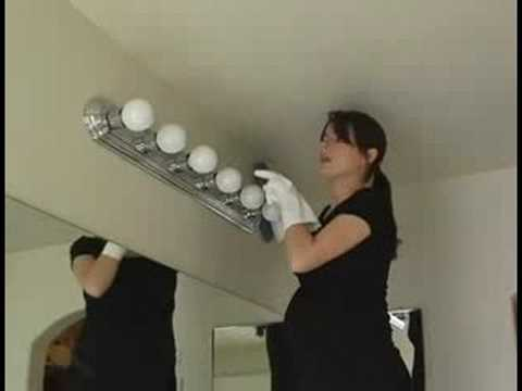 Bathroom Light Fixtures Rusting bathroom cleaning : bathroom cleaning: light fixtures - youtube